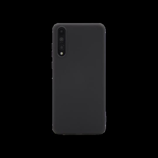 Huawei P20 Pro - Gumiran ovitek (TPU) - črn MATT