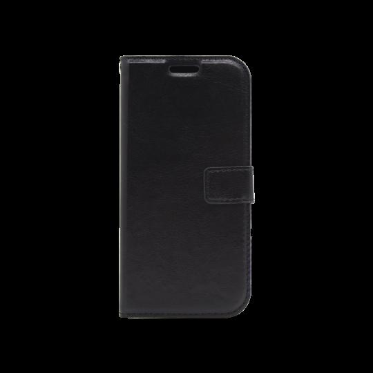 Huawei P10 - Preklopna torbica (WLC) - črna