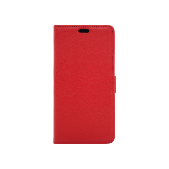 LG G7 ThinQ - Preklopna torbica (WLG) - rdeča