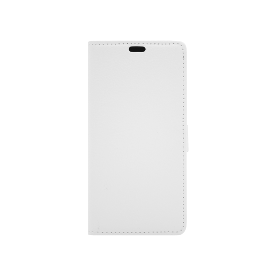 LG K10 (2018) / K11 - Preklopna torbica (WLG) - bela