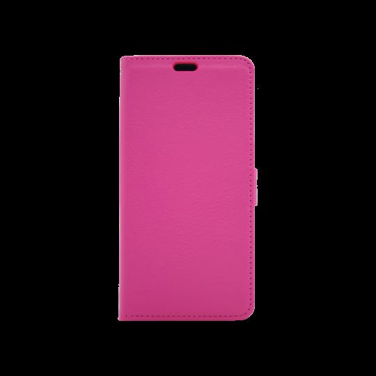 LG K10 (2018) / K11 - Preklopna torbica (WLG) - roza