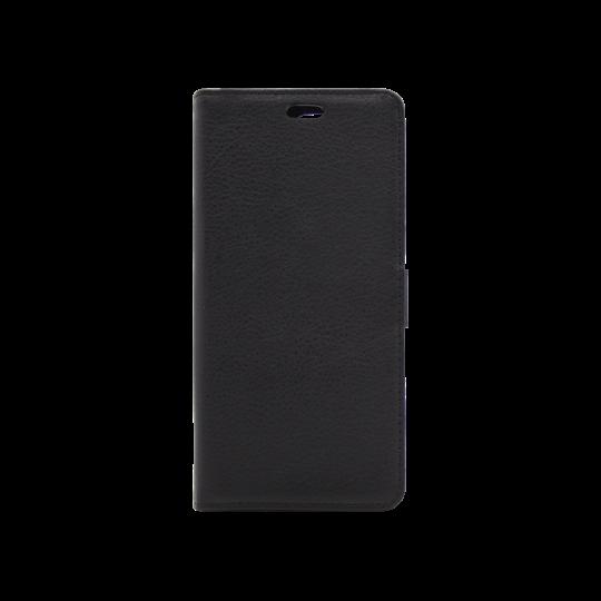 Huawei Y6 (2018) - Preklopna torbica (WLG) - črna
