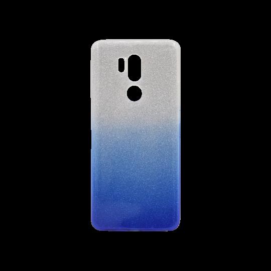 LG G7 ThinQ - Gumiran ovitek (TPUB) - modra