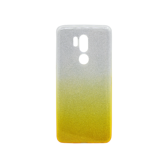 LG G7 ThinQ - Gumiran ovitek (TPUB) - rumena