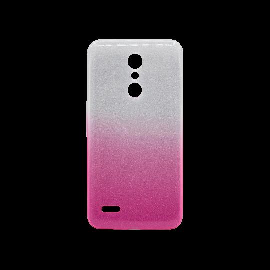 LG K10 (2018) / K11 - Gumiran ovitek (TPUB) - roza