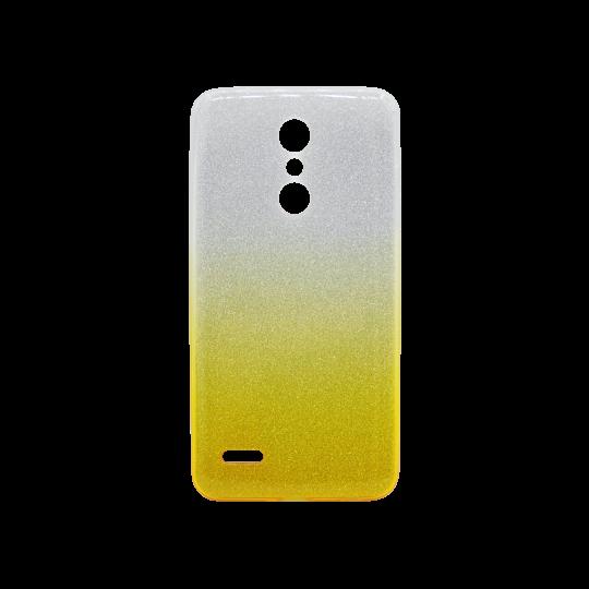 LG K10 (2018) / K11 - Gumiran ovitek (TPUB) - rumena