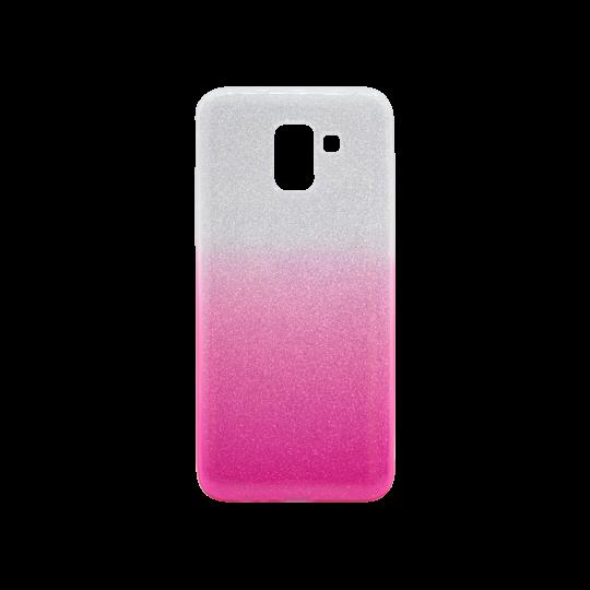 Samsung Galaxy J6 - Gumiran ovitek (TPUB) - roza