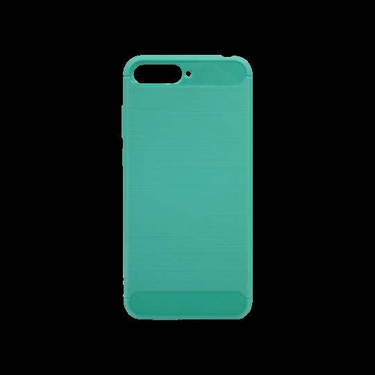 Huawei Y6 (2018) - Gumiran ovitek (TPU) - zelen A-Type