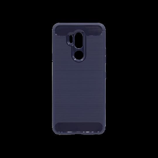 LG G7 ThinQ - Gumiran ovitek (TPU) - moder A-Type