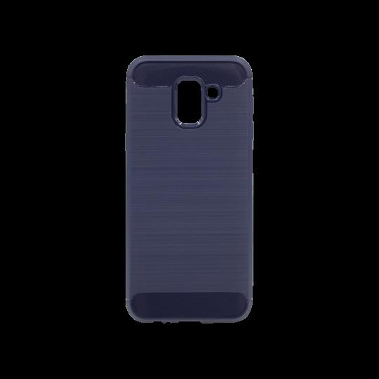 Samsung Galaxy J6 - Gumiran ovitek (TPU) - moder A-Type