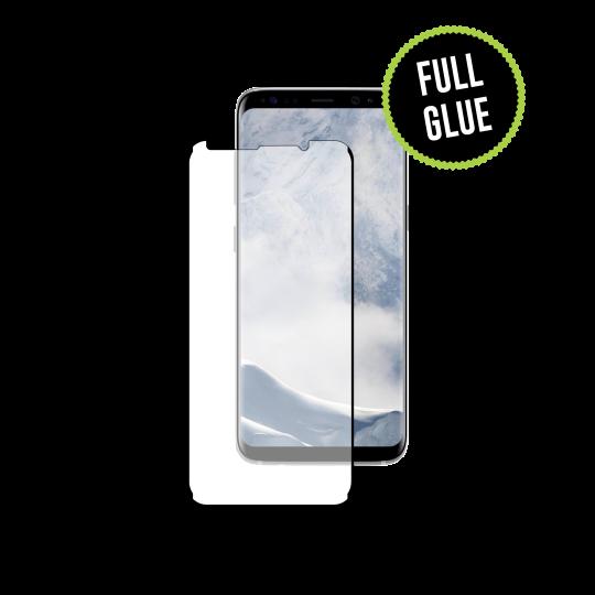 Samsung Galaxy S8+ - Zaščitno steklo Excellence (0,33) - full glue, črno