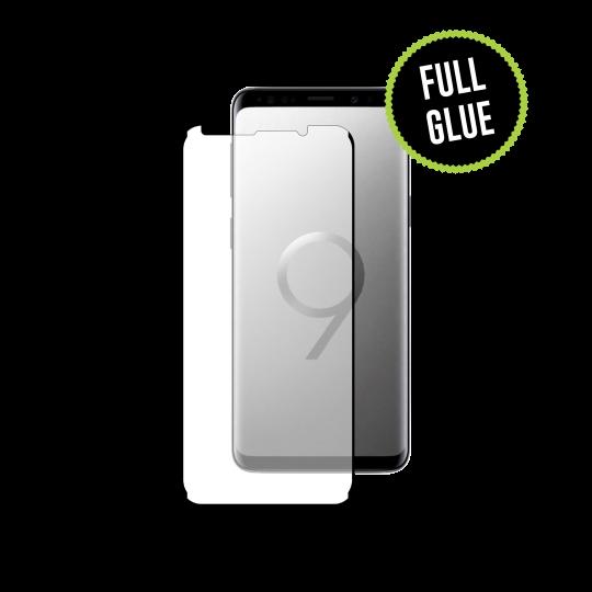 Samsung Galaxy S9+ - Zaščitno steklo Excellence (0,33) - full glue, črno