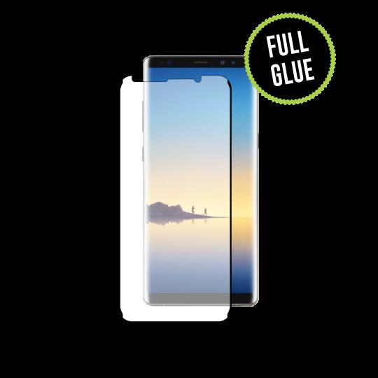 Samsung Galaxy Note 8 - Zaščitno steklo Excellence (0,33) - full glue, črno