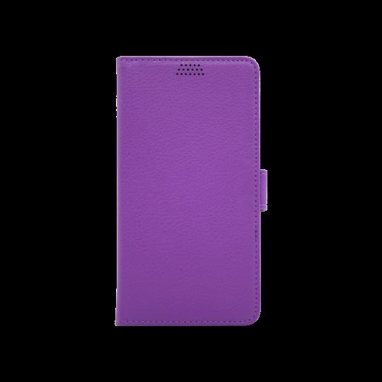 Samsung Galaxy J6 - Preklopna torbica (WLG) - vijolična