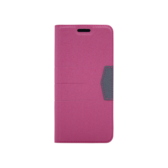 Samsung Galaxy J6 (2018) - Preklopna torbica (47G) - roza