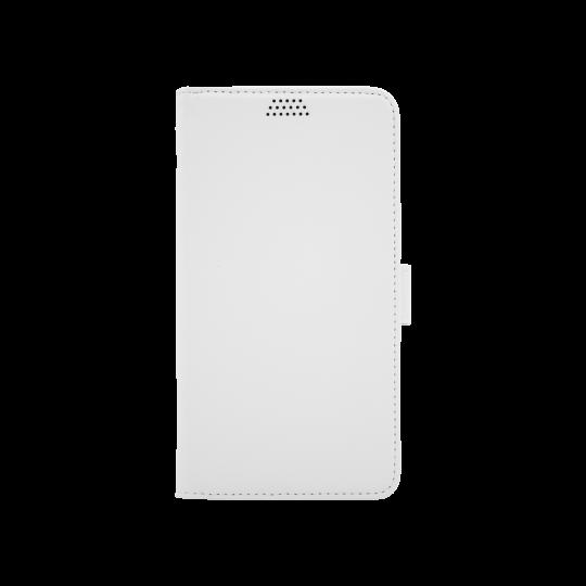 Huawei Honor 10 - Preklopna torbica (WLG) - bela