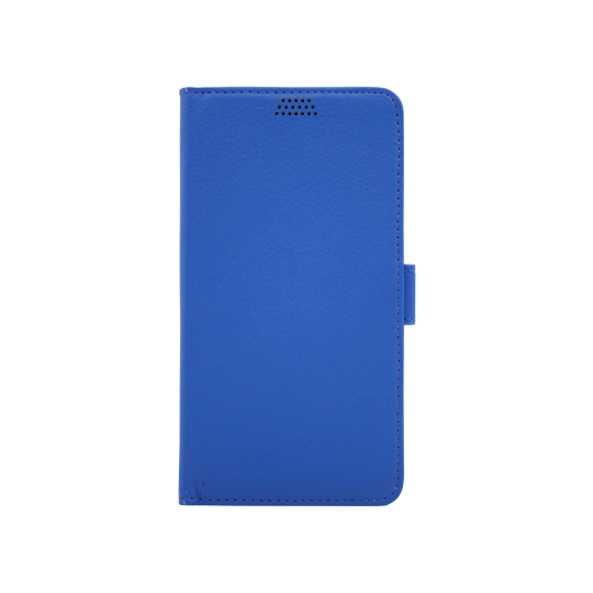 Huawei Honor 10 - Preklopna torbica (WLG) - modra