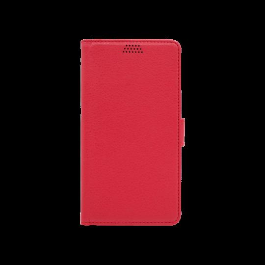 Huawei Honor 10 - Preklopna torbica (WLG) - rdeča