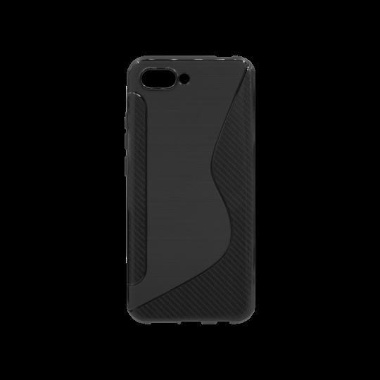 Huawei Honor 10 - Gumiran ovitek (TPU) - črn CS-Type