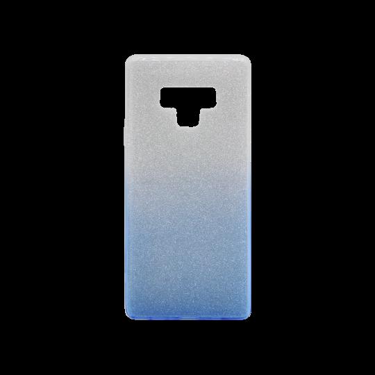 Samsung Galaxy Note 9 - Gumiran ovitek (TPUB) - modra