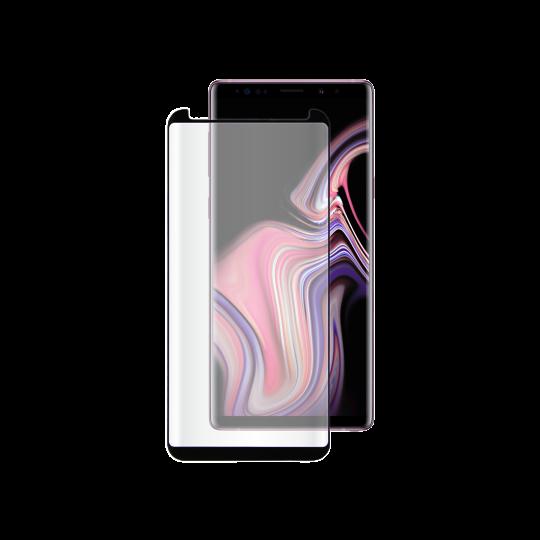 Samsung Galaxy Note 9 - Zaščitno steklo Premium (0,33) - case-friendly, črno