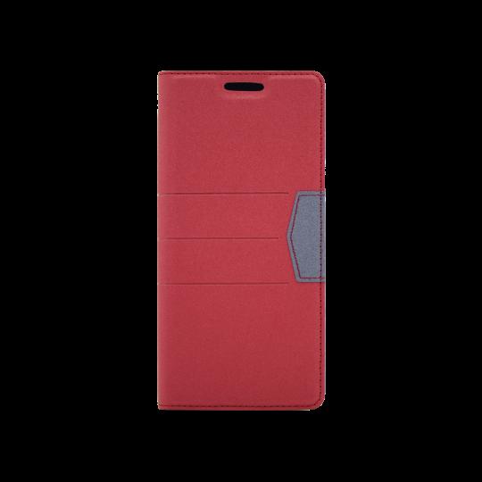 Samsung N960 Galaxy Note 9 - Preklopna torbica (47G) - rdeča