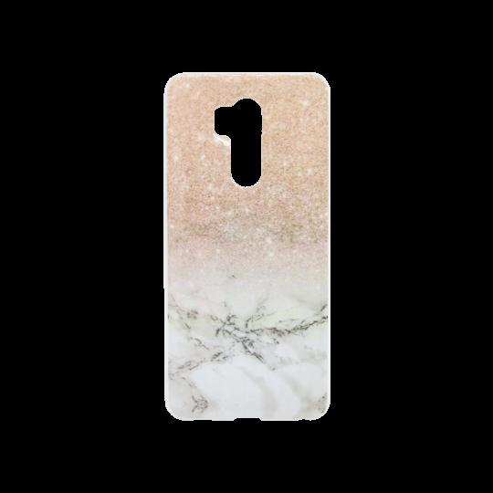 LG G710 G7 ThinQ - Gumiran ovitek (TPUP) - Marble 2