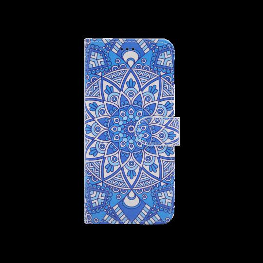 Huawei P20 - Preklopna torbica (WLGP) - Retro totem flower