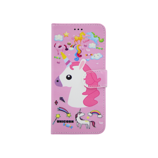 Samsung G960 Galaxy S9 - Preklopna torbica (WLGP) - Unicorn