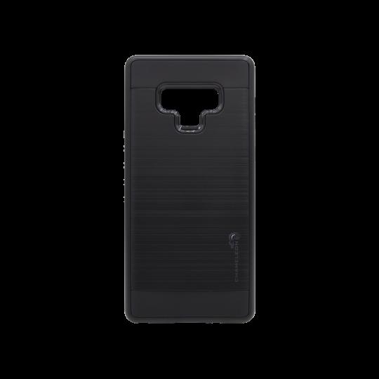 Samsung N960 Galaxy Note 9 - Gumiran ovitek (ARM-01) - črn