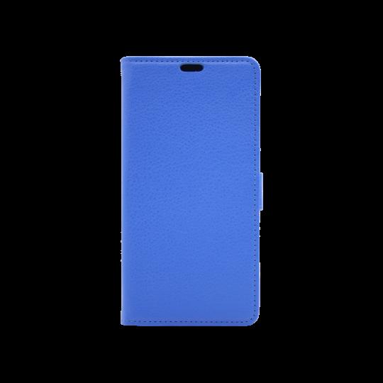 LG Q Stylus - Preklopna torbica (WLG) - modra