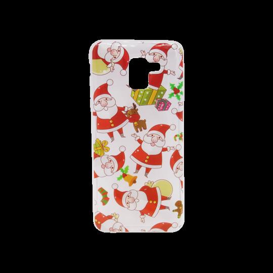 Samsung Galaxy J6 (2018) - Gumiran ovitek (TPUP) - Santa