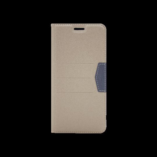 Samsung Galaxy J6+ (2018) - Preklopna torbica (47G) - bež