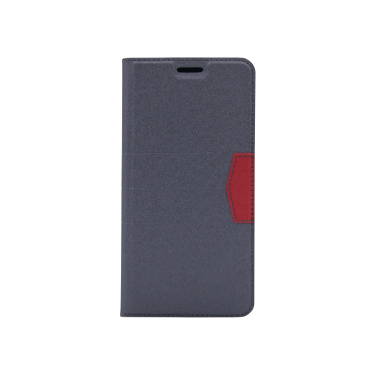 Samsung Galaxy J6+ (2018) - Preklopna torbica (47G) - črna