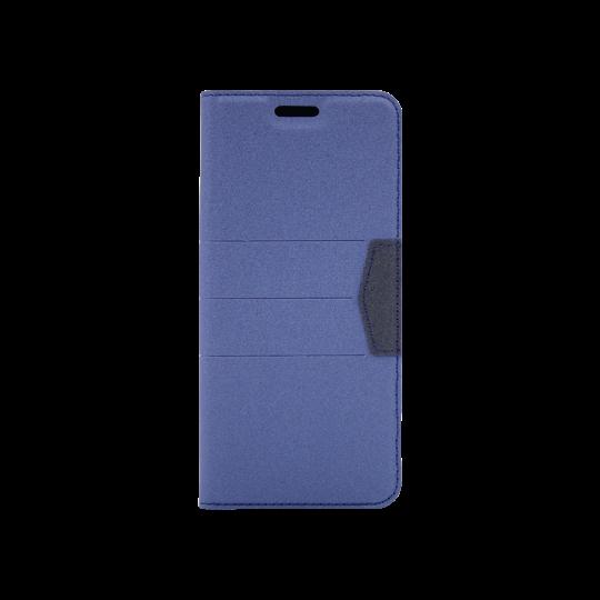 Samsung Galaxy J6+ (2018) - Preklopna torbica (47G) - modra