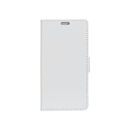 Sony Xperia XZ2 Compact - Preklopna torbica (WLG) - bela