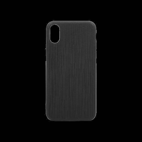 Apple iPhone XR - Okrasni pokrovček (70LS) - črn