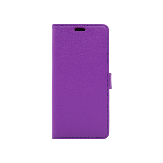 Samsung Galaxy S10 - Preklopna torbica (WLG) - vijolična