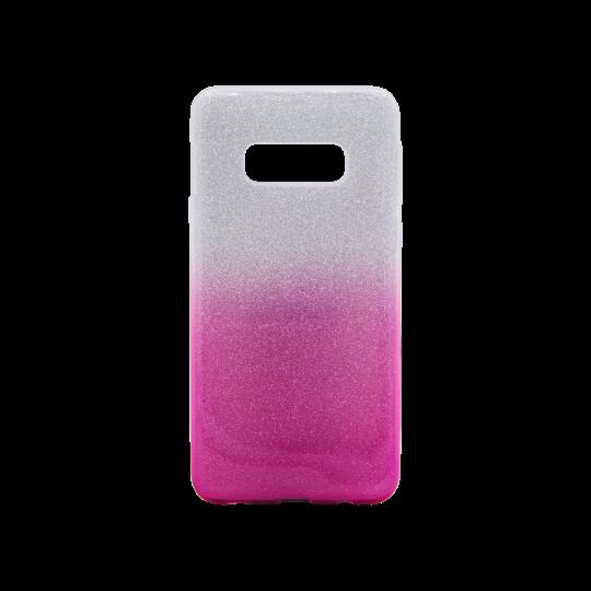 Samsung Galaxy S10e - Gumiran ovitek (TPUB) - roza