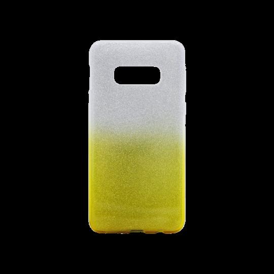 Samsung Galaxy S10e - Gumiran ovitek (TPUB) - rumena