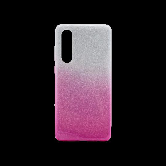 Huawei P30 - Gumiran ovitek (TPUB) - roza