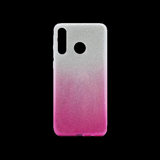 Huawei P30 Lite - Gumiran ovitek (TPUB) - roza