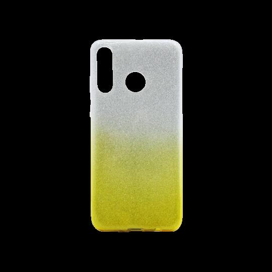 Huawei P30 Lite - Gumiran ovitek (TPUB) - rumena