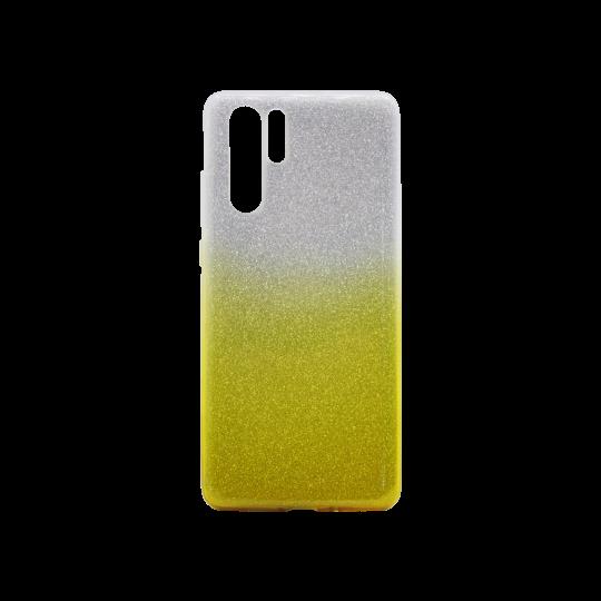 Huawei P30 Pro - Gumiran ovitek (TPUB) - rumena