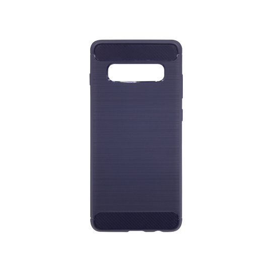 Samsung Galaxy S10 - Gumiran ovitek (TPU) - moder A-Type