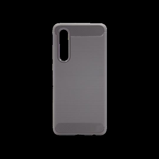 Huawei P30 - Gumiran ovitek (TPU) - siv A-Type