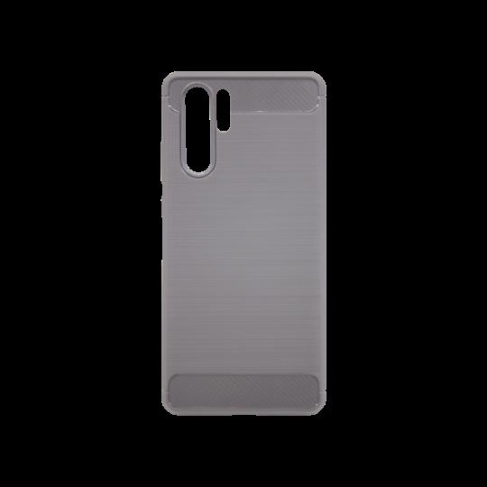 Huawei P30 Pro - Gumiran ovitek (TPU) - siv A-Type