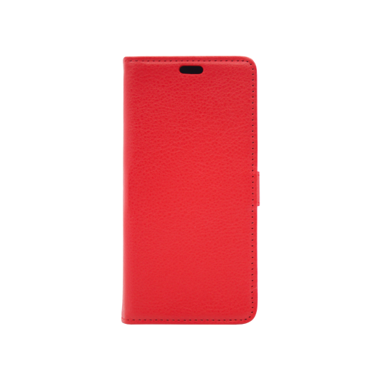 Huawei P Smart (2019)/Honor 10 Lite - Preklopna torbica (WLG) - rdeča