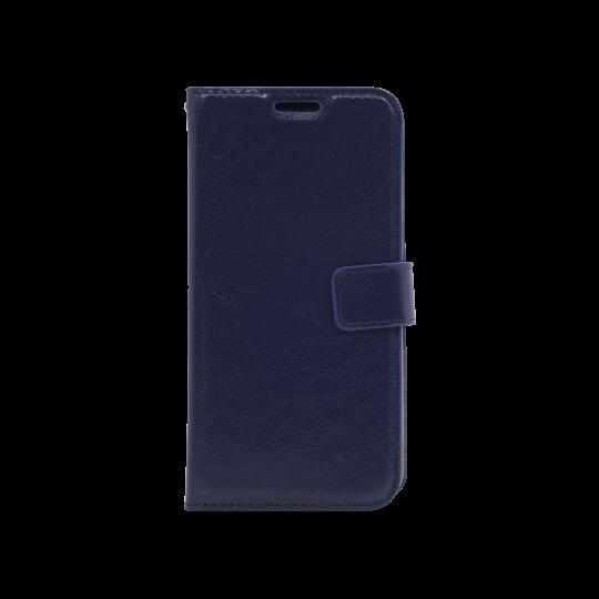 Huawei P Smart (2019) / Honor 10 Lite - Preklopna torbica (WLC) - temno modra