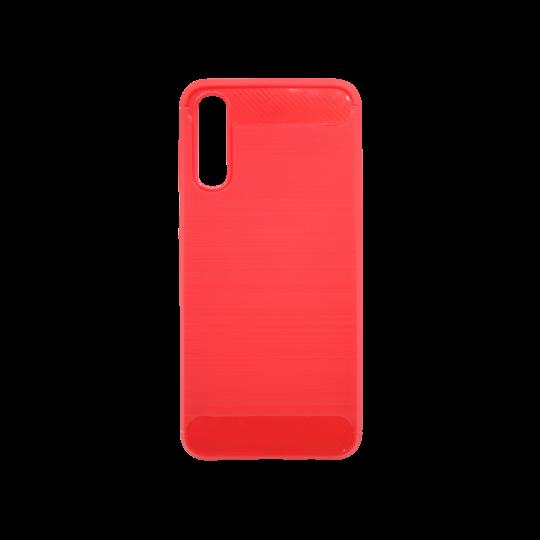 Samsung Galaxy A50/A30s/A50s - Gumiran ovitek (TPU) - rdeč A-Type